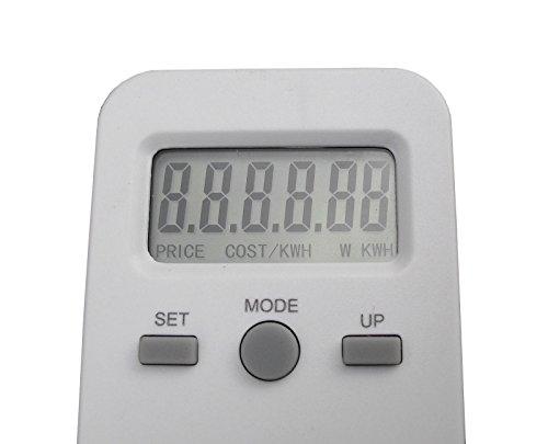 Generic NV_1001004049_YC-UK2 ocketoni Elektrizitäts-E-E-E-E-E-E-E-E-E-Me-Plug-in, Energie-Messgerät, Nutzungsbuchse -