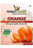 Forest Herbs Pure & Organic Vitamin C Orange Peel Powder For Skin Whitening 100 Grams.(Santra Chilka)