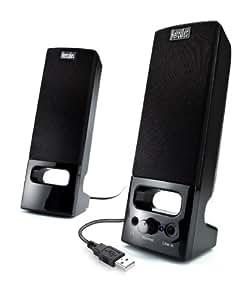 Hercules - 4780643 - XPS 2.0 35 USB - Enceintes 2.0 pour PC - 10W