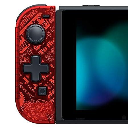 Hori - Controlador D-Pad L Super Mario (Nintendo Switch)