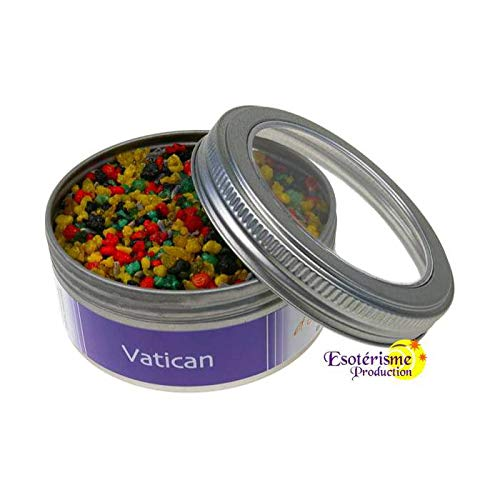 Cartes Production / Poker Production Caja de Incienso Sagrado en Granos-Vaticano