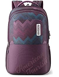 American Tourister Crone 29 Ltrs Magenta Casual Backpack (FG8 (0) 50 205)