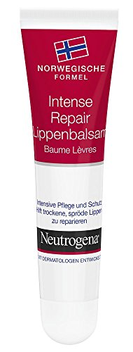 Neutrogena Norwegische Formel Intense Repair Lippenbalsam - 3er Pack