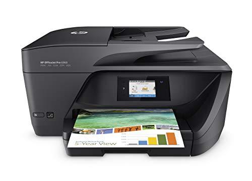 HP OfficeJet Pro 6960 Stampante Multifunzione con 3 Mesi di Prova Gratuita del Servizio Instant Ink