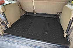 Kofferraumwanne mit Anti-Rutsch passend für Land Rover Discovery II 7-Sitzer 02/1999-10/2004