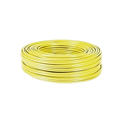 Stranded Utp-kabel (Connect 100m F/UTP Cat. 5e Stranded-Wire Kabel-Gelb)