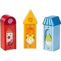 Preisvergleich für Haba 5123 Entdeckersteine Wirbel Trio, Kleinkindspielzeug