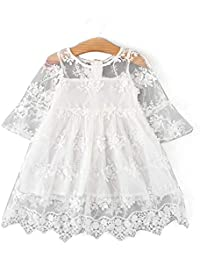 8d7492a7c998 Whites Girls  Dresses  Buy Whites Girls  Dresses online at best ...