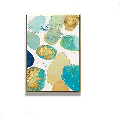 zlhcich Wohnzimmer esszimmer Gang Schlafzimmer ölgemälde dekorative malerei C1 50 * 70 -