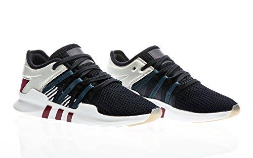 adidas Damen EQT Racing ADV W Fitnessschuhe, Schwarz verschiedene Farben (Tinley / Petnoc / Ftwbla)