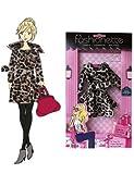 Fashionette - Abrigo 'Elle' para Barbie, muneca Disney, Steffi...