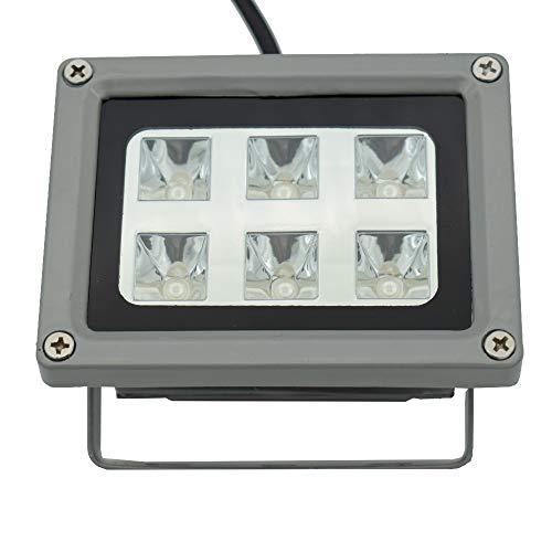 Resina uv curing light per stampante 3d sla/dlp 3d printer solidificare fotosensibile resina 405nm uv in resina con 60w uscita incidere