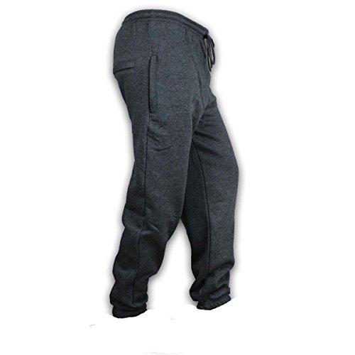 Smart Wear -  Pantaloni sportivi  - Uomo Charcoal