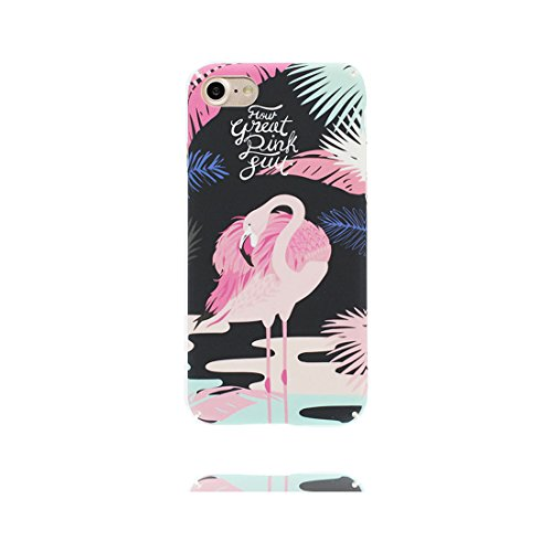 iPhone 7 Copertura Cover, Durevole Shell TPU per le ragazze iPhone 7 Custodia Case 4.7 A prova di polvere - Stars Spazio Pianeti galassiali color 3