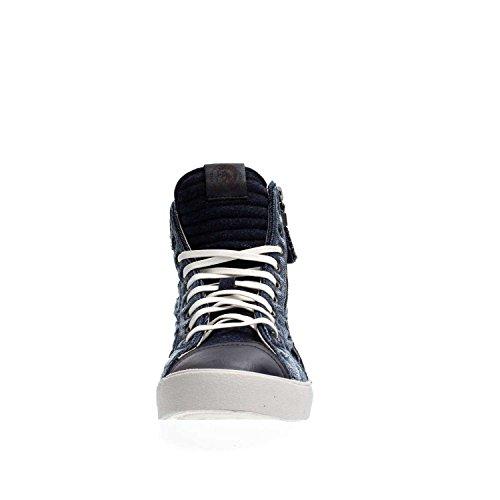 Diesel D-String Plus - Mode Hommes Chaussures Indigo