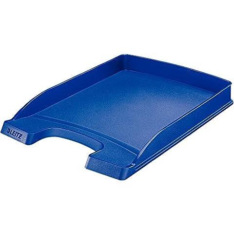 Briefkorb Leitz, flach blau