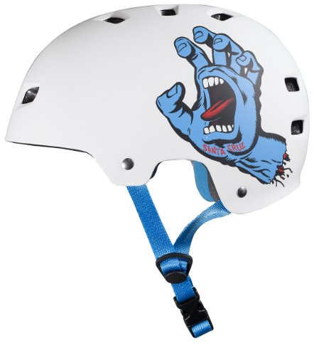 Santa Cruz Bullet Screaming Hand-Casco