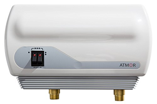 Atmor AT-900-08 Tankless Electric Instant Water Heater, 8.5 kW/240V