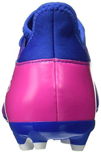 adidas X 16.3 Ag, Scarpe da Calcio Uomo Blu (Blue/footwear White/shock Pink)