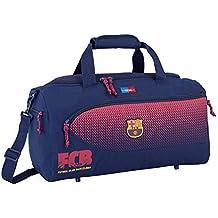 Safta Bolsa De Deporte F.C. Barcelona Corporativa Oficial 500x250x250mm