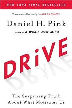 Drive: The Surprising Truth About What Motivates Us par [Pink, Daniel H.]