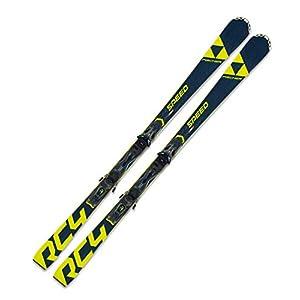 Fischer Ski RC4 Speed AR Allride On Piste Rocker 2020 + Bindung RC4 Z11 PR