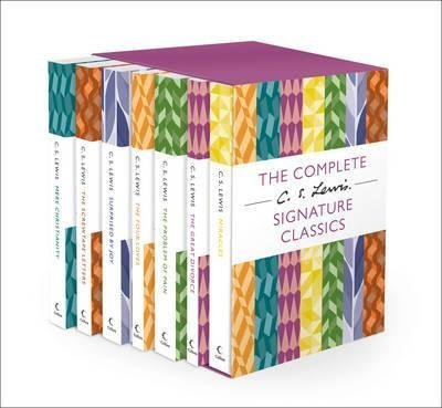 [The Complete C. S. Lewis Signature Classics: Boxed Set] (By: C. S. Lewis) [published: September, 2012]