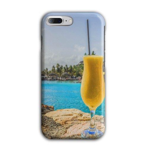 Wellcoda Meer Cocktail Foto Natur iPhone 7 Plus Hülle (Sieben Meere-cocktail)