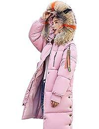 size 40 7cefa 8a89b Suchergebnis auf Amazon.de für: Daunenjacke Pelz - Pink ...