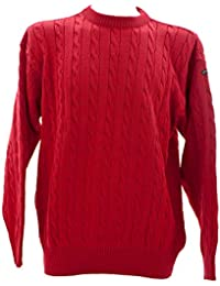 535143c82 Paul & Shark Round Neck Wool Sweater