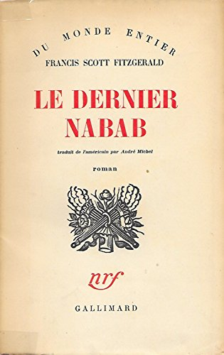 Le Dernier Nabab [Pdf/ePub] eBook