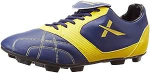 Vector X Armour Football Shoes, UK 3 (Blue)