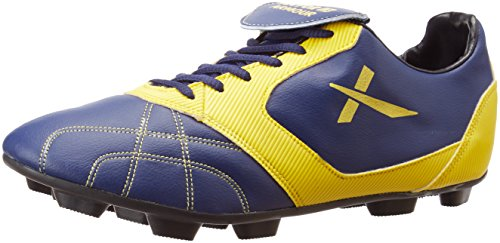 Vector X Armour Football Shoes, UK 11 (Blue)