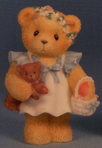 ENESCO Cherished Teddies ``Sweet Flowers For The Bride`` Figurine
