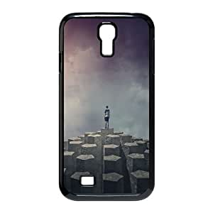 Samsung Galaxy S4 9500 Cell Phone Case Black Imagine Dragons Night Visions BNY_6954986