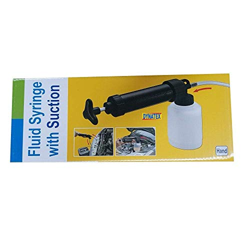 Dynatex Sifone Estrazione Pompa Manuale Siringa Tipo Aspirazione Trasferimento Motore Cambio Olio