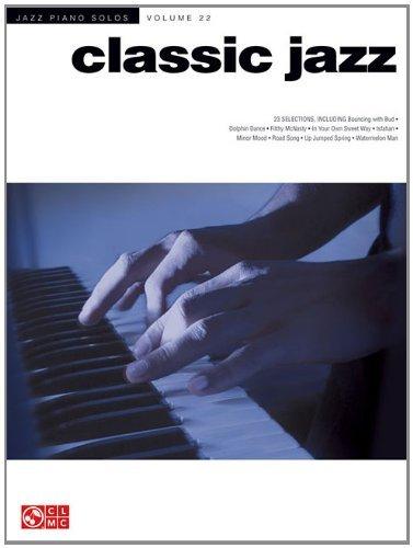 [(Classic Jazz: Jazz Piano Solos Series Volume 22 )] [Author: Hal Leonard Publishing Corporation] [Aug-2011] (Hal Leonard Jazz Piano)