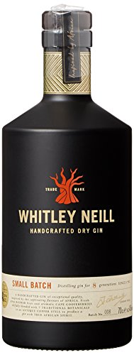 Whitley Neill Gin (1 x 0.7 l)