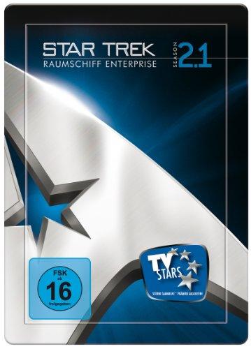 Staffel 2.1, Remastered (4 DVDs im Steelbook)