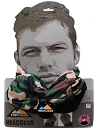 Multifunctional snood for men. Scarf, hat, neck warmer, hood, balaclava with fleece section