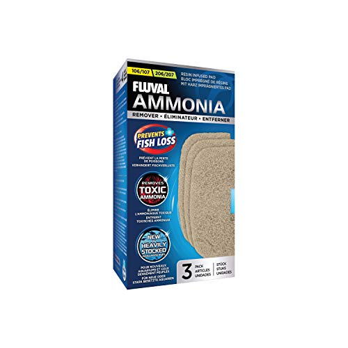 Fluval A257 Ammoniak Entferner 107 Und 207 Außenfilter -