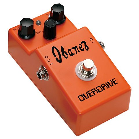 IBANEZ OD850 OVERDRIVE · PEDAL GUITARRA ELECTRICA