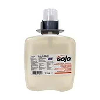 Purell Gojo Lot de 2 recharges de savon mousse antibactérienne 1200 ml