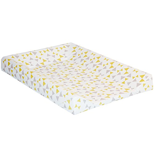 Babycalin Materasso fasciatoio lusso stampato fiocchi 50x 70cm