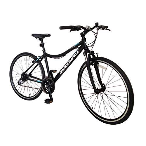 41mzP4u SkL. SS500  - Muddyfox Unisex Tempo 200 Hybrid Bike