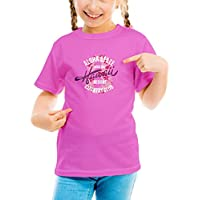 Catch T-Shirts - Hawaii Country Club Numbers Collection Girls Classic Crew Neck T-Shirt