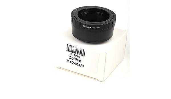 Lens Adapter Suit for M42 Mount Lens to Micro Four Thirds 4//3 Camera Panasonic LUMIX GX8 G7 GF7 GH4 GM1 GX7 GF6 GH3 G5