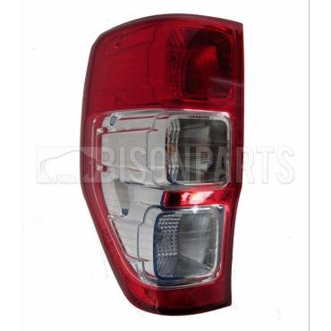 Rear Tail Light Lamp Lens Complete With Bulb Holder And Bulbs LH//NS
