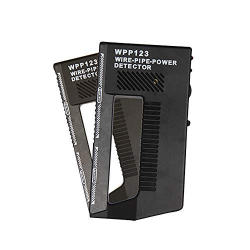 Slri Pro Hand Halten Stud Finder AC Spannung Drähte Wand Scanner Kabel Metalldetektor schwarz
