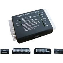 Kalea Informatique probador para 6/8, Molex, SATA, P4ATX Fuente de alimentación y cables–ATX 20/24/